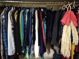 closet purging simple on purpose