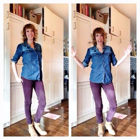 moms30for30 capsule wardrobe mom fashion