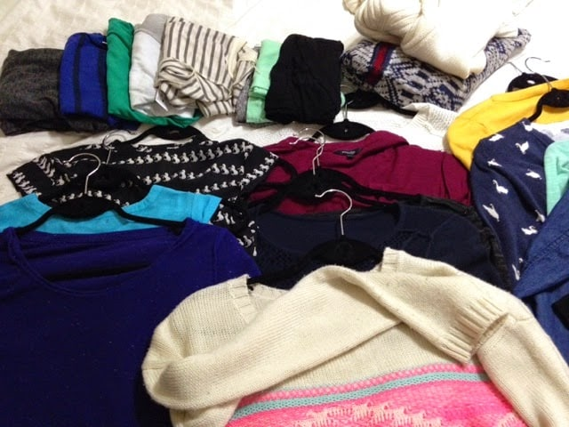 #moms30for30, closet remix, capsule wardrobe, fall 2014 fashion, mom fashion, mom style, shop your closet, minimalist wardrobe, simplify your life, no brainer wardrobe, mom uniform