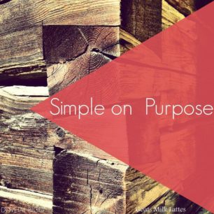 simple living, intentional living, family blog