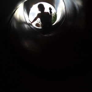 toddler shadow slide