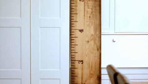growth ruler diy