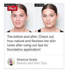 foundation for beginners pinterest make up tips