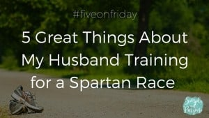 husband training for spartan race