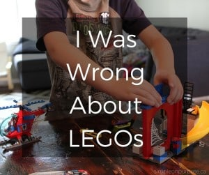 i was wrong about legos