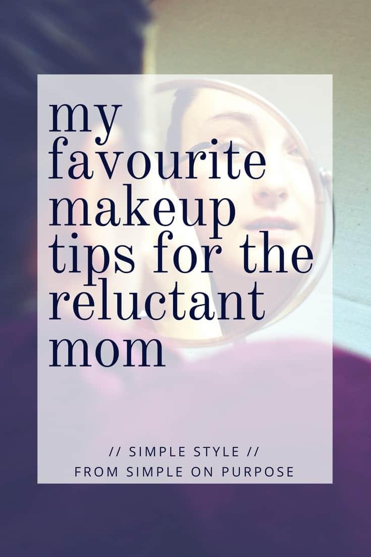 pinterest mom makeup