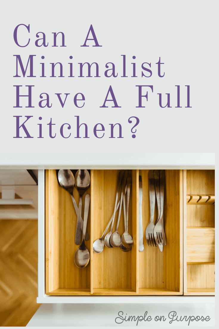 minimalist family kitchen help