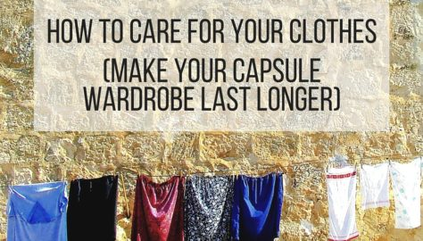laundry clothing tips