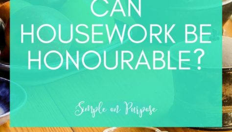 housework honourable