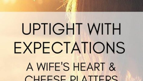 uptight wife expectations