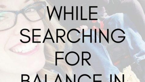 momlife balance