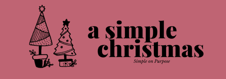 simple christmas series