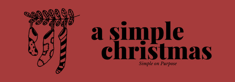 simplify family christmas series