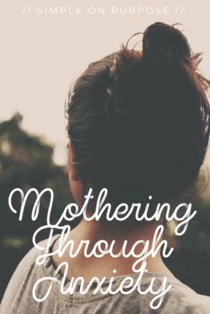 anxiety in motherhood
