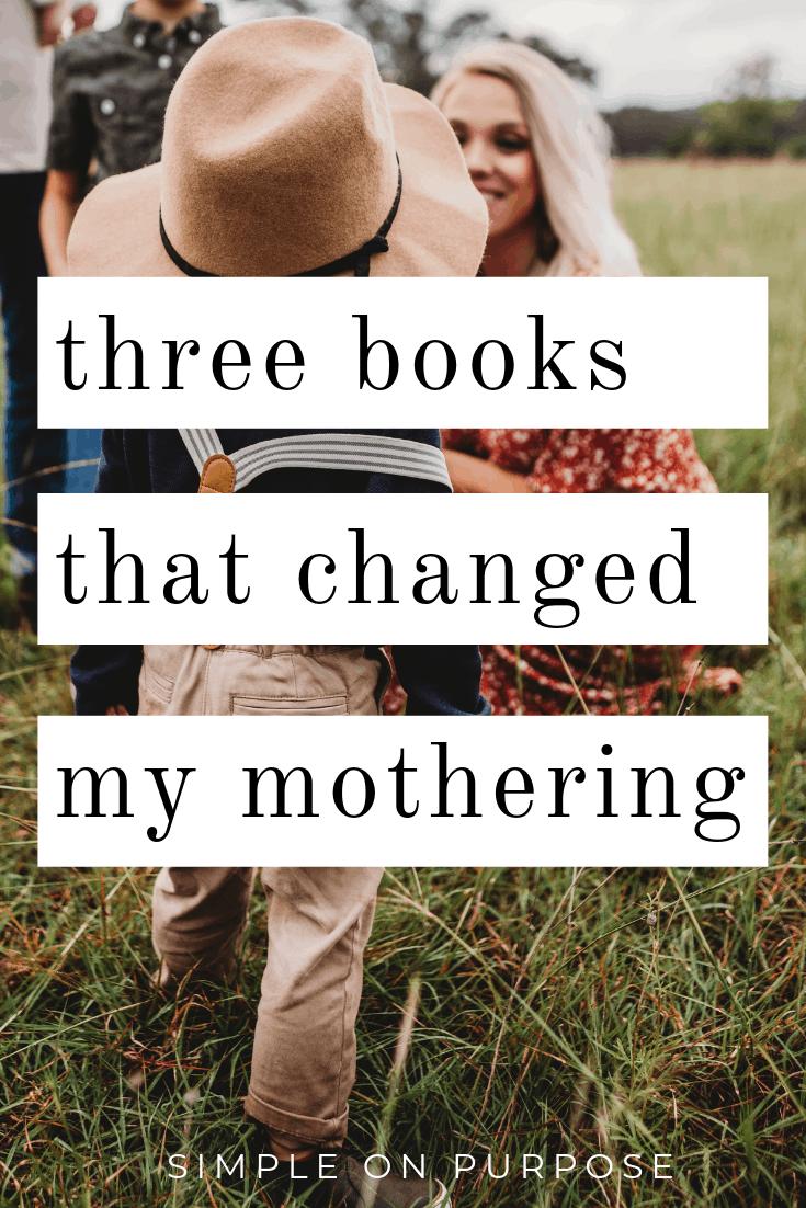 impactful books motherhood