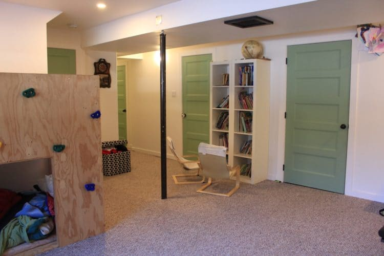 playroom before and after reading spot