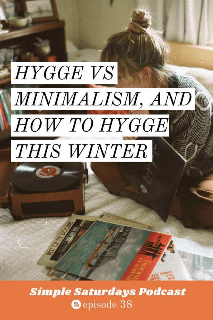 hygge winter challenge list