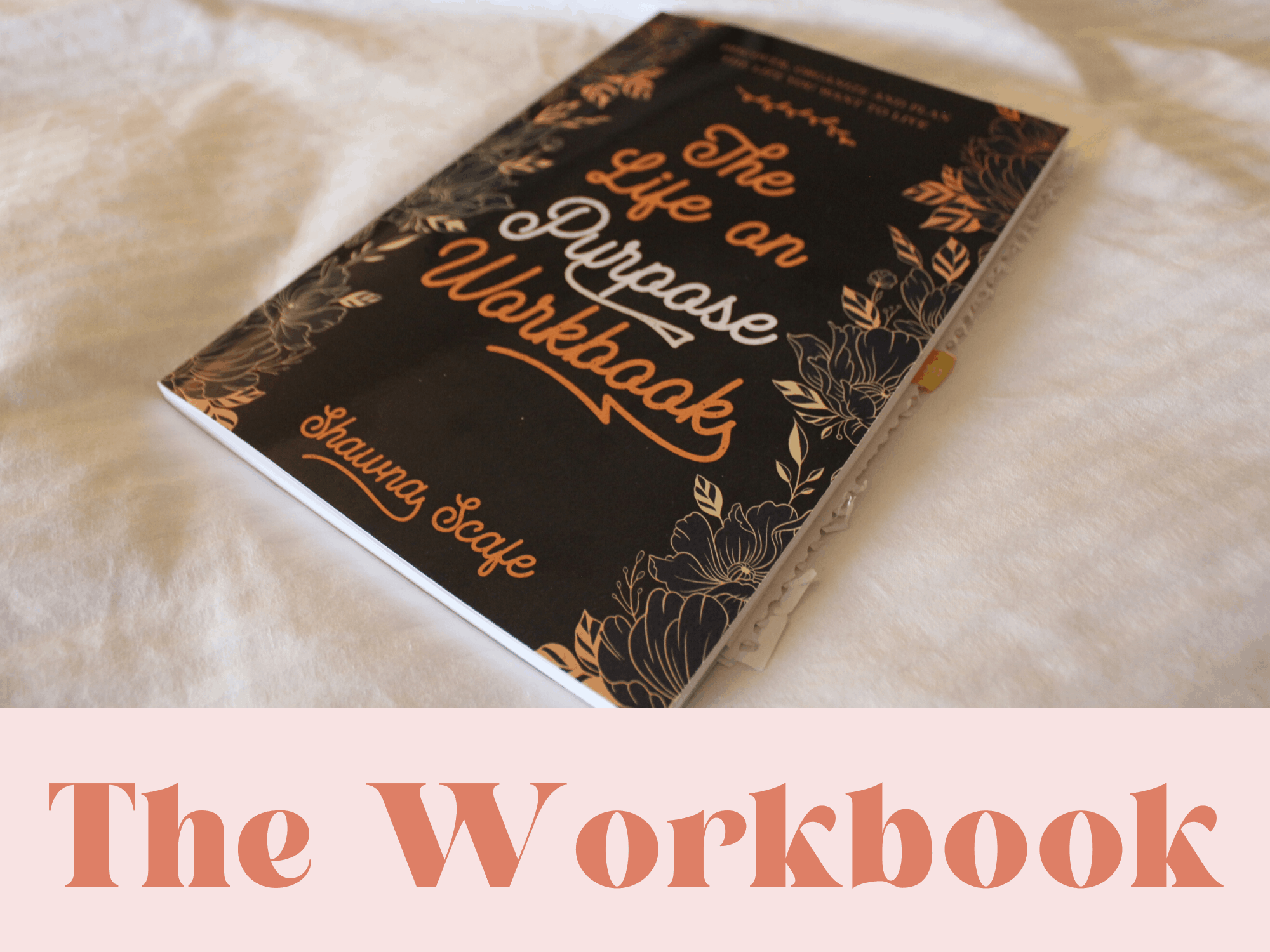the life on purpose workbook for moms