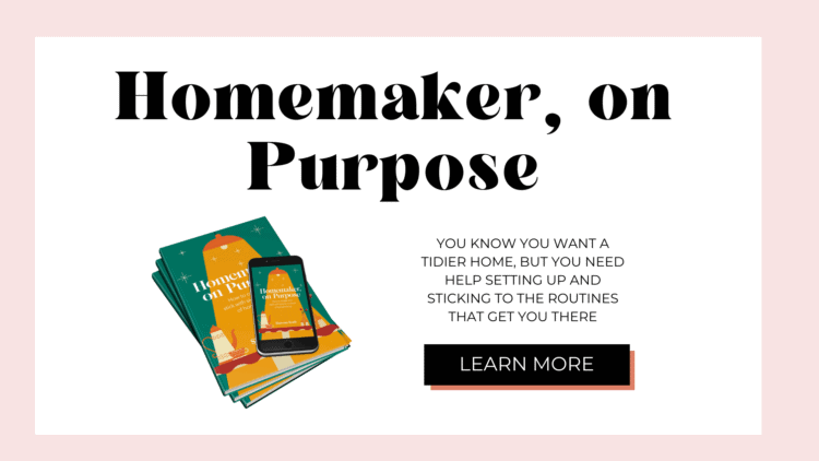 Homemaker, on Purpose